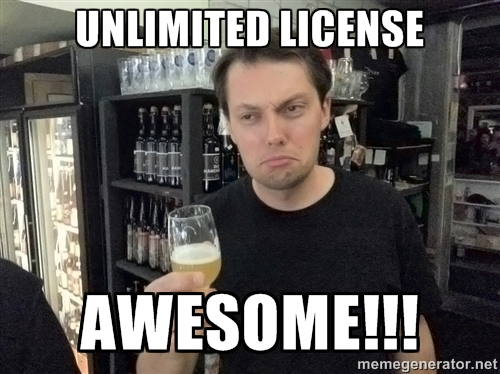 Lifetime License MEME