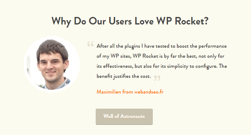Social-Proof-Testimonial-WP-Rocket
