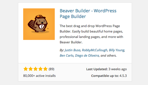 Beaver Builder Short Description