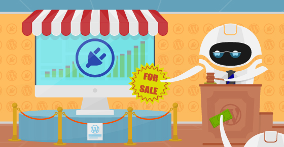 selling wordpress plugin businesses
