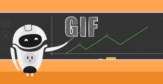 Gifs increase your plugin conversion rate