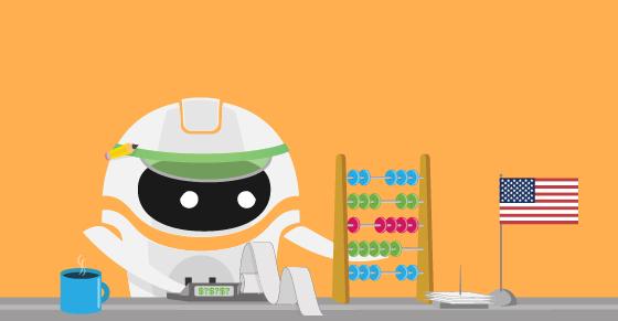 US Based WordPress Plugin & Theme Developer's Tax Cheat Sheet