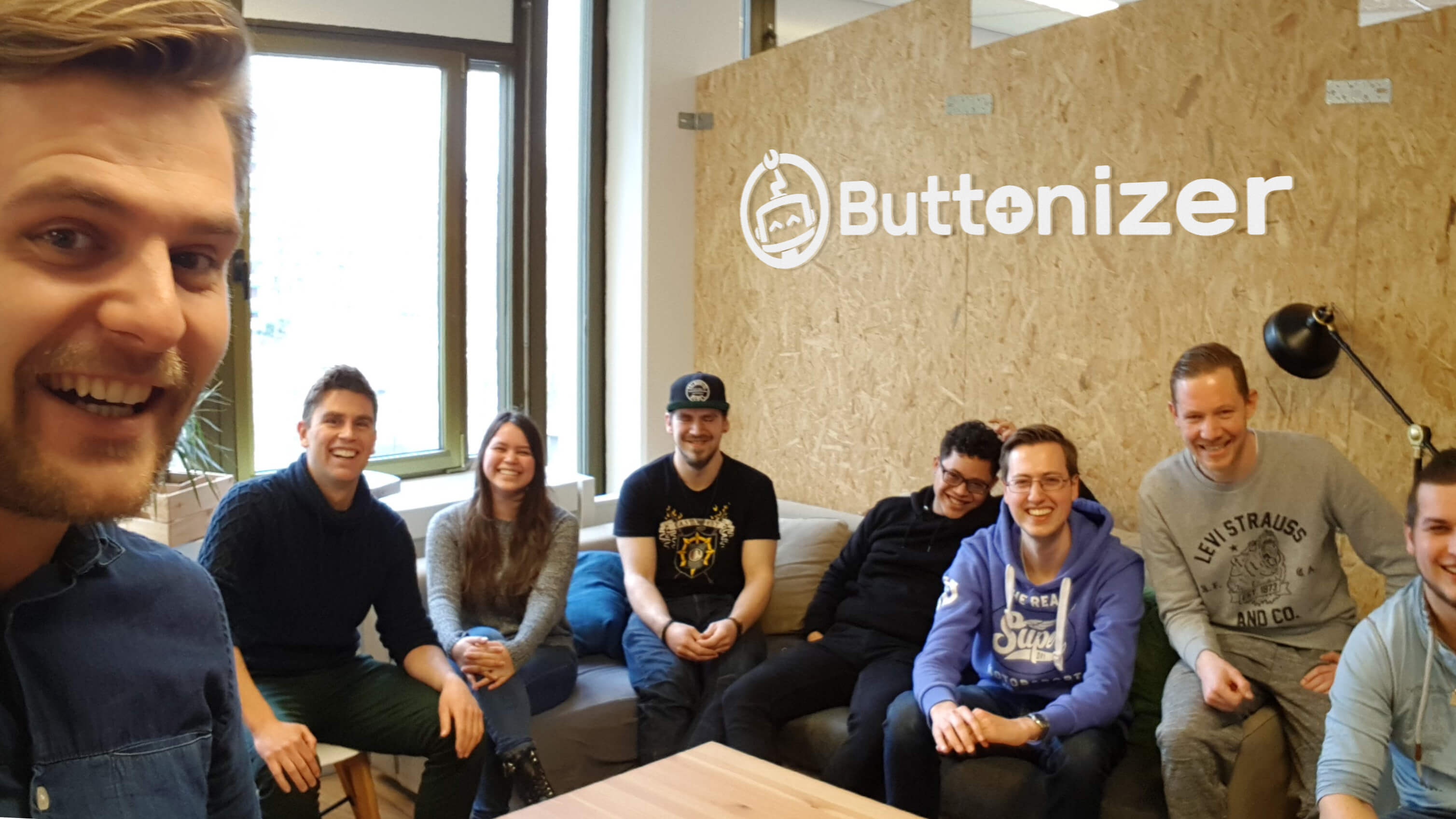 The Buttonizer team