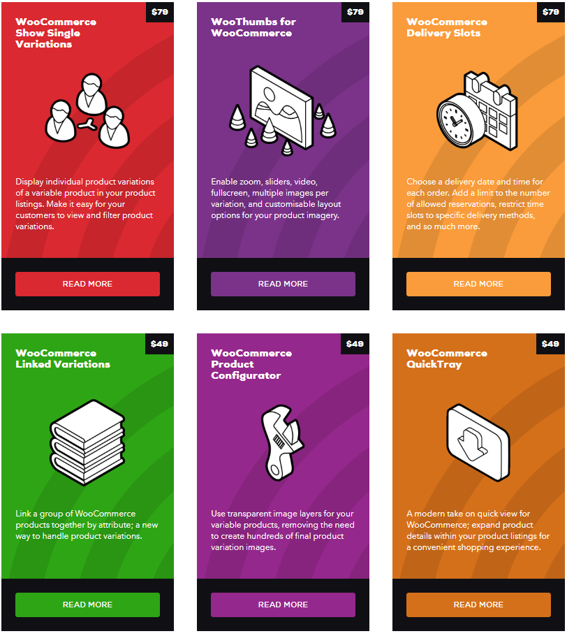 WooCommerce plugins - IconicWP