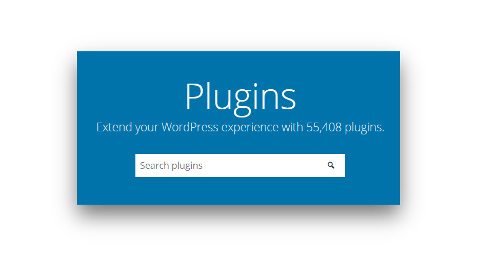 The official plugins repository