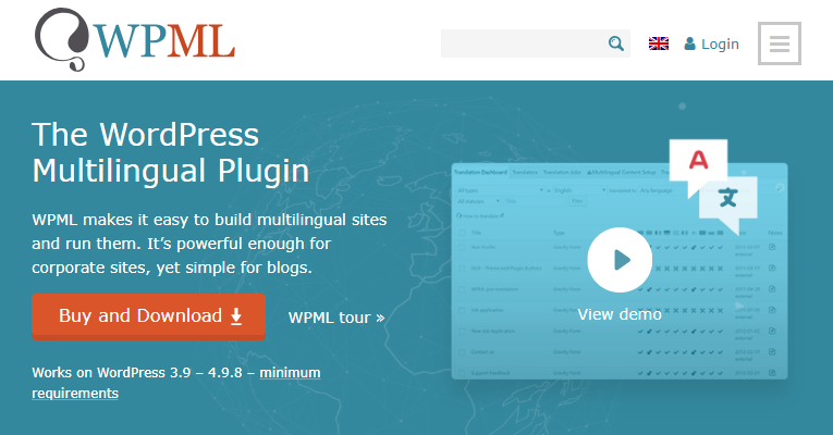 WPML - The WordPress Multilingual Plugin now runs automatic renewals