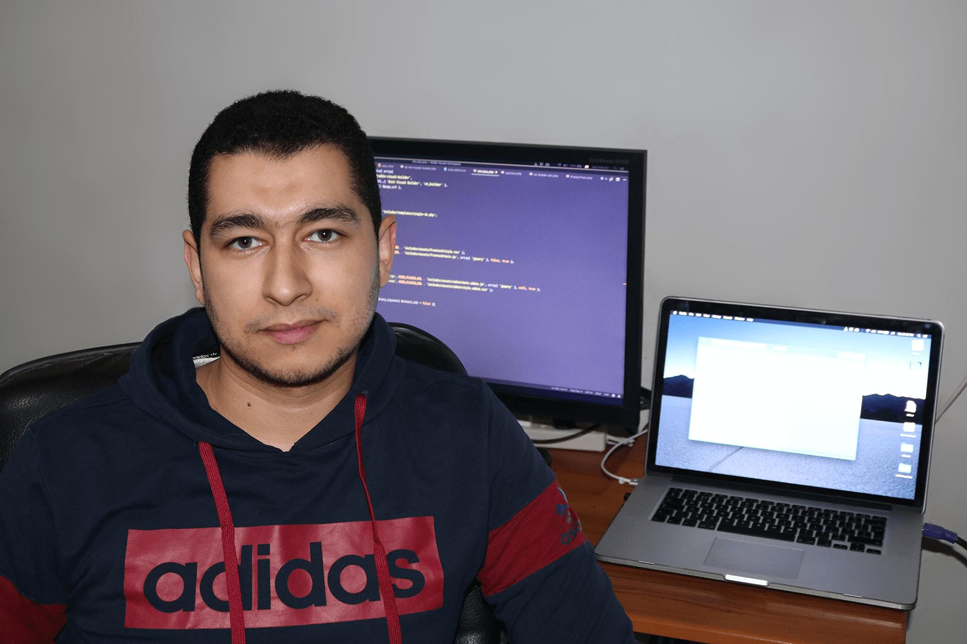 Abdelfatah Aboelghit - Founder of WooCommerce Builder For Divi - now selling through Freemius