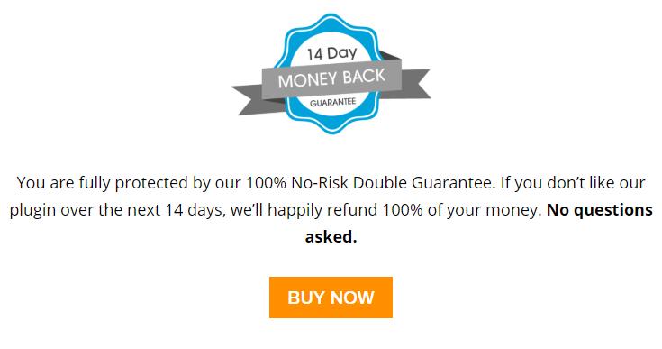 WooCommerce Builder For Divi - Refund Policy through Freemius