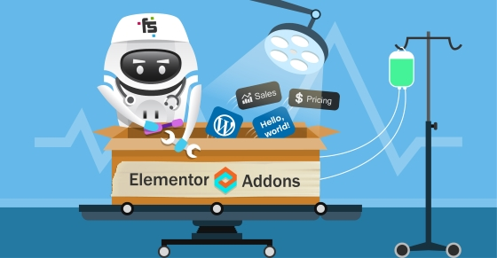 WordPress Products, Audited: 'Elementor Addons'