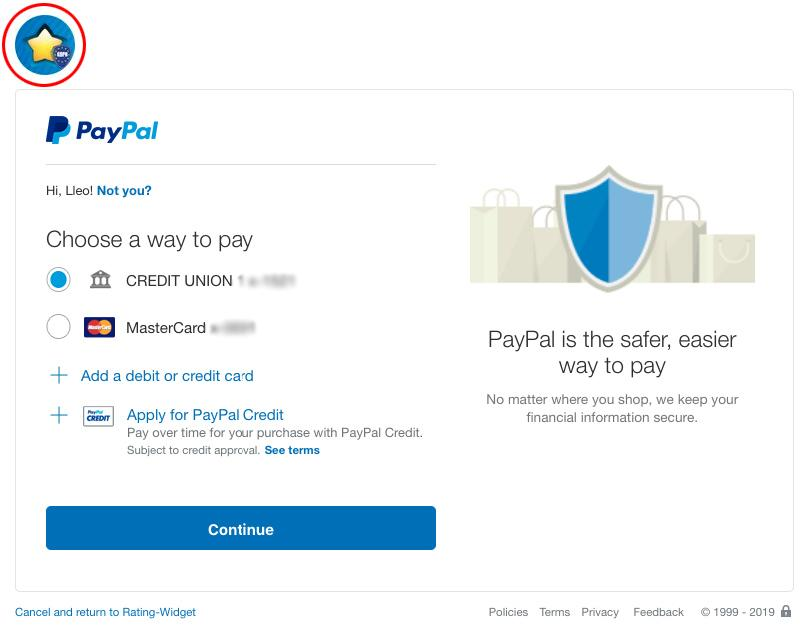 Freemius - PayPal Express Checkout - Product Icon