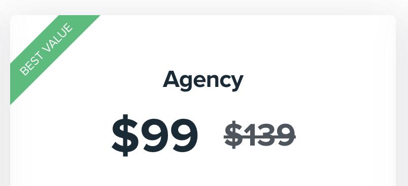 Agency Plan Best Value
