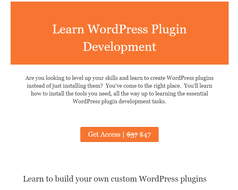Plugins for Beginners